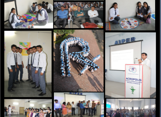 Glimpses of NSS Day and World Pharmacist Day Celebration
