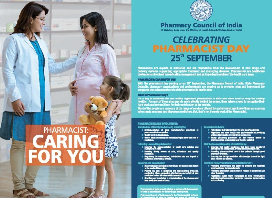 CELEBRATING PHARMACIST DAY
