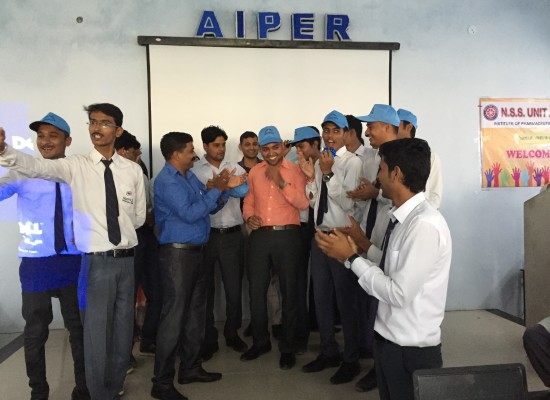 NSS Cap Inaugration